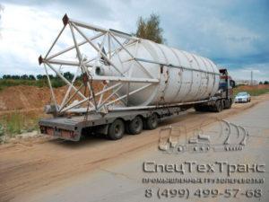 перевозка бетонного завода