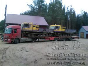 Перевозка Четра ТМ 130
