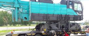 Проектные перевозки в Тамань 3