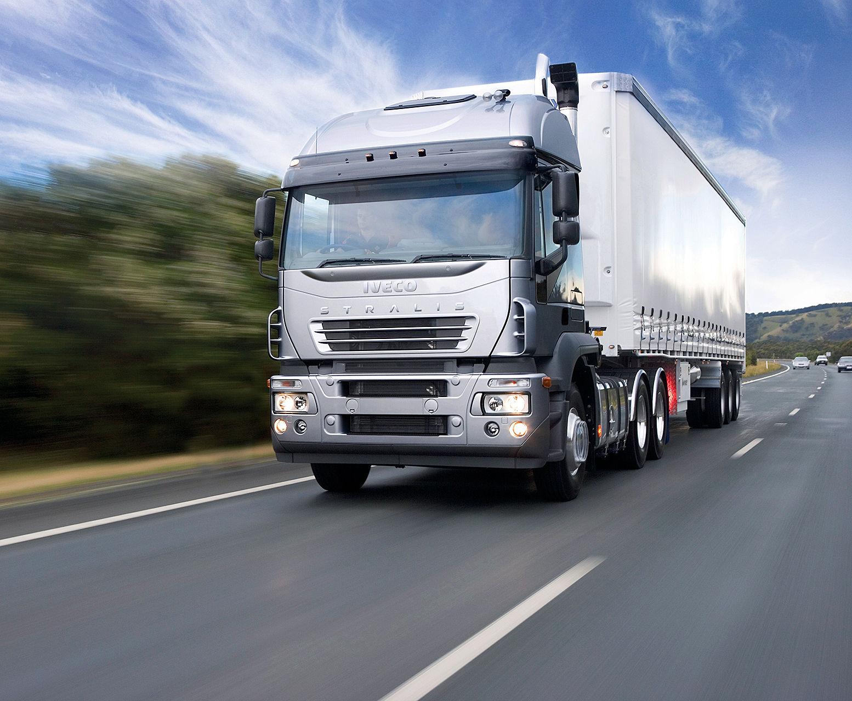 Перевозки грузов автомобильным транспортом по России