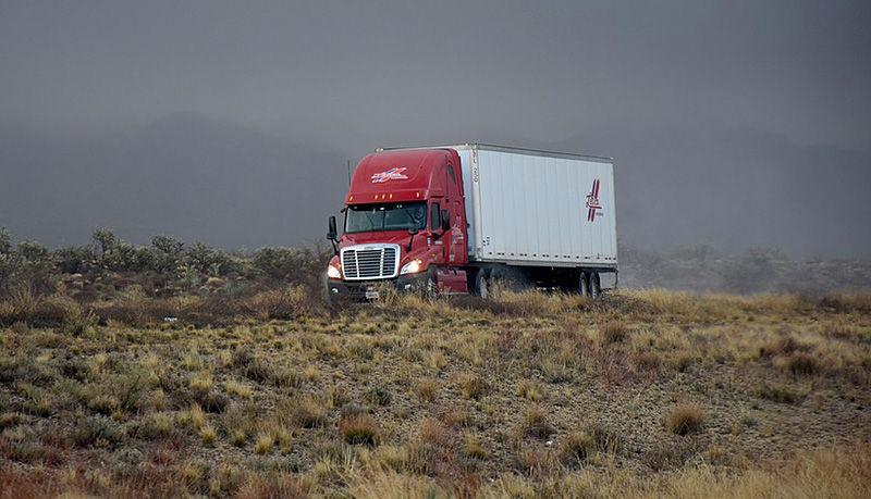 Доставки сборных грузов автотранспортом