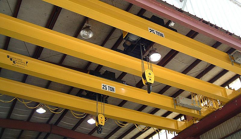 транспортировка мостового крана