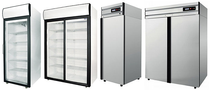 Доставка холодильного оборудования