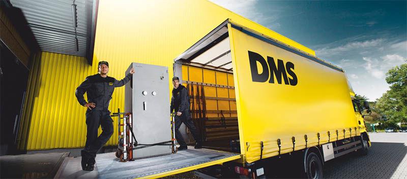 Транспортировка сейфов