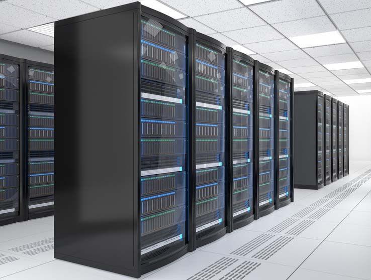 Перевозка серверов