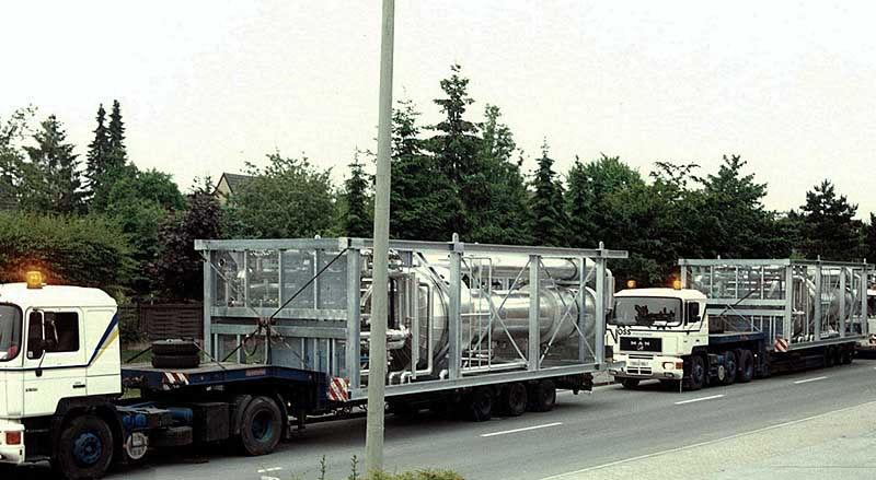 Перевозка компрессоров