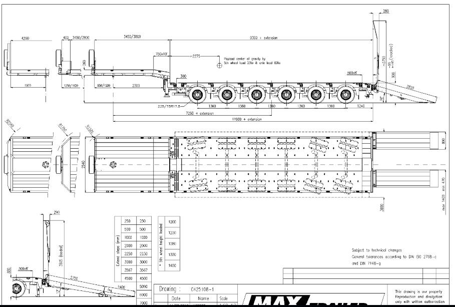 Схема FAYMONVILLE STN 6AU