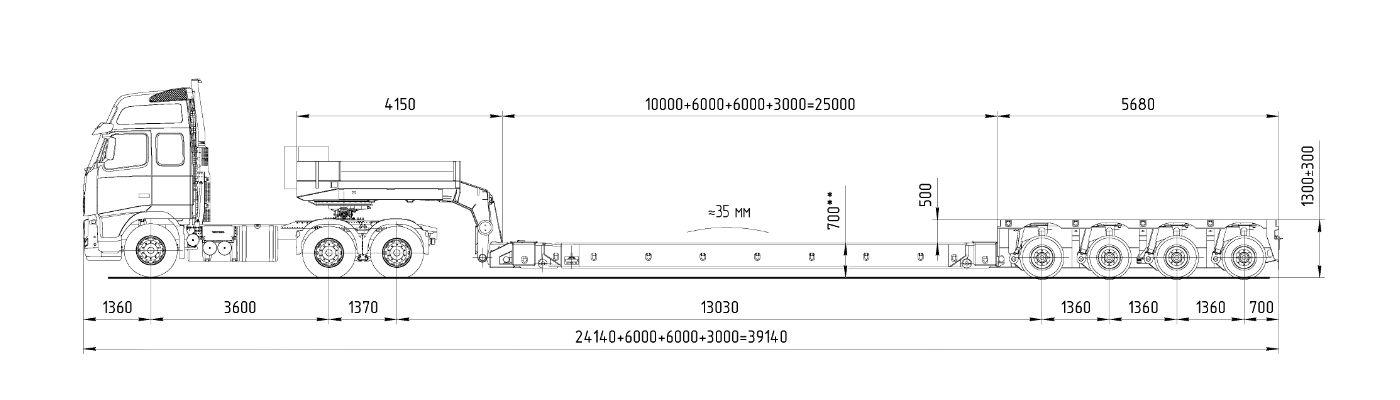 Схема FAYMONVILLE VARIO-Z-6 (2+4)